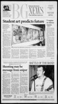The BG News October 21, 2002