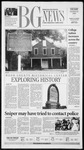 The BG News October 22, 2002
