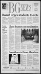 The BG News October 24, 2002