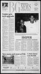 The BG News October 25, 2002