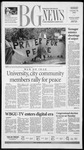 The BG News October 28, 2002