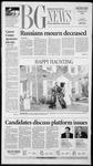 The BG News October 30, 2002
