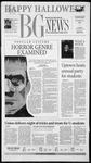 The BG News October 31, 2002