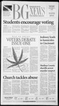 The BG News November 5, 2002
