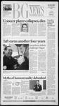 The BG News November 6, 2002