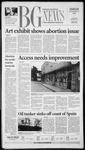 The BG News November 21, 2002