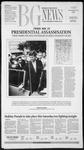 The BG News November 22, 2002