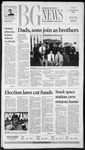 The BG News November 25, 2002