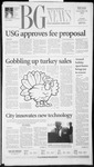 The BG News November 26, 2002