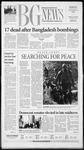 The BG News December 9, 2002