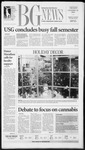 The BG News December 10, 2002