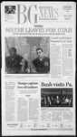The BG News December 12, 2002