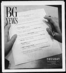 The BG News December 17, 2002