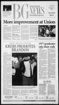 The BG News January 14, 2003