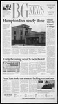The BG News January 15, 2003