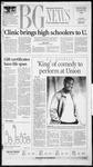 The BG News January 16, 2003