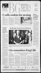 The BG News January 17, 2003