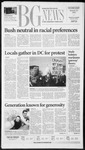 The BG News January 22, 2003