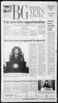The BG News January 23, 2003