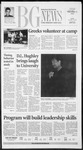 The BG News January 31, 2003