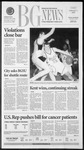 The BG News February 7, 2003