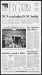 The BG News March 3, 2003