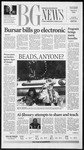 The BG News March 4, 2003