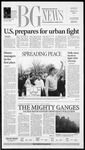The BG News March 31, 2003