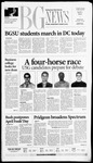 The BG News April 1, 2003