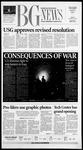 The BG News April 15, 2003