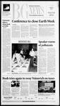 The BG News April 25, 2003