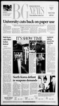 The BG News April 28, 2003