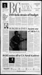 The BG News April 30, 2003