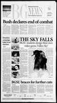 The BG News May 2, 2003