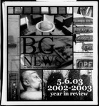 The BG News May 6, 2003