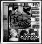 The BG News May 6, 2003