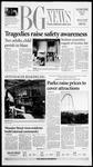 The BG News May 21, 2003