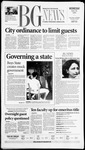 The BG News June 18, 2003