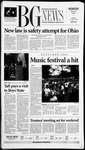 The BG News June 25, 2003