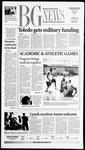 The BG News July 23, 2003