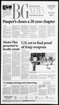 The BG News September 10, 2003