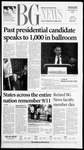 The BG News September 11, 2003