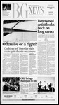 The BG News September 15, 2003
