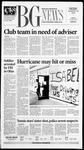 The BG News September 16, 2003