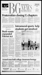The BG News September 18, 2003
