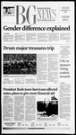 The BG News September 23, 2003