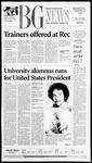 The BG News September 24, 2003