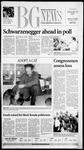 The BG News September 29, 2003