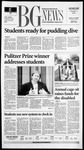 The BG News October 1, 2003