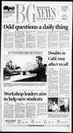 The BG News October 7, 2003